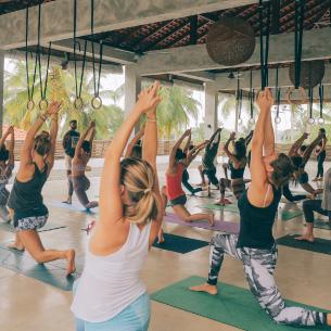 Now Yoga Begins - Vinyasa Yoga Class